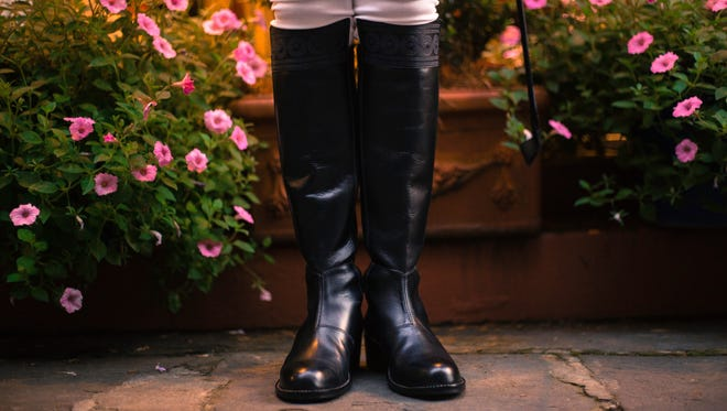 The Cordova boot by Bootmakers, a company based out of West Lafayette.