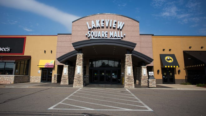 Battle Creek's Lakeview Square Mall.