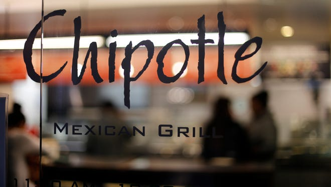 Chipotle's sales plunged 30 percent in December. Its troubles began after an E. coli outbreak came to light at the end of October. Several weeks later, norovirus sickened dozens at a Chipotle in Boston.