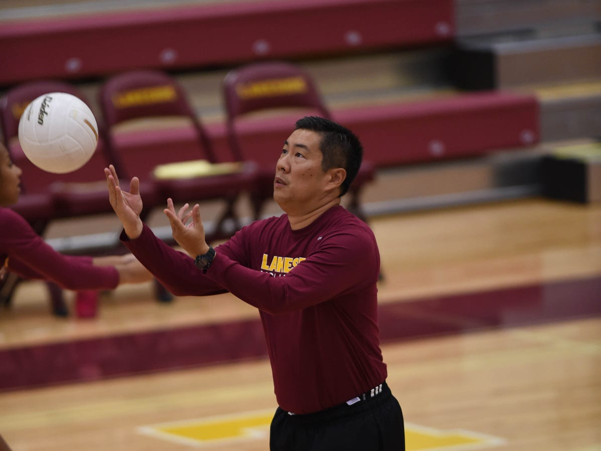 Lakeside volleyball has hired former assistant coach Teron Uy to take over the program.