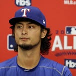 Newberry: Rangers counting on Darvish to be an ace, save season