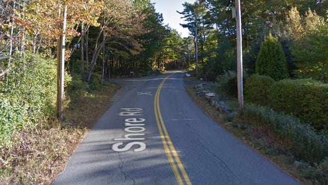 York police reported a motorcyclist died following a head-on collision in the area of 535 Shore Road Saturday, Sept. 26, 2020.