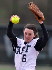 East's Sydney Jones helped the Cougars claim a Kensington