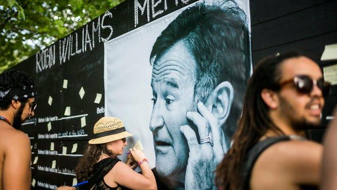 Robin Williams había sido diagnosticado con la enfermedad de Parkinson, según reveló su viuda, Susan Schneider.