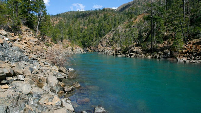The Wild and Scenic North Fork of the Smith River is one of the world's clearest rivers and a popular rafting and kayaking destination in Southern Oregon and Northern California. But some worry that mining near the river's headwaters in southwest Oregon will mar its pristine status.