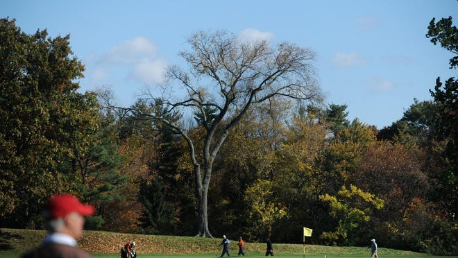 The Country Club in Brookline will host the 2022 U.S. Open Golf Championship.
