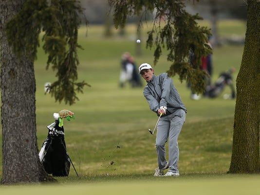 GPG ES Metro golf tournament 4.13.16