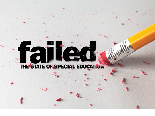The failed state of special education.