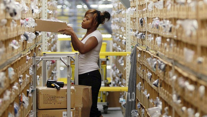 Amazon has a fulfillment center in Hebron, and plans an air cargo hub at the Cincinnati/Northern Kentucky International Airport.