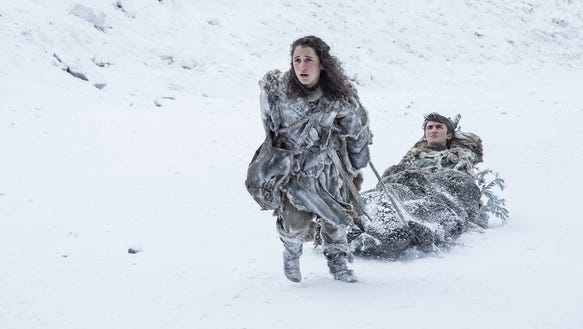 Meera and Bran