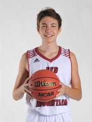 Jacob Ries, from Mesa Red Mountain, is the Arizona