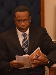 Pastor Andrew Philbert