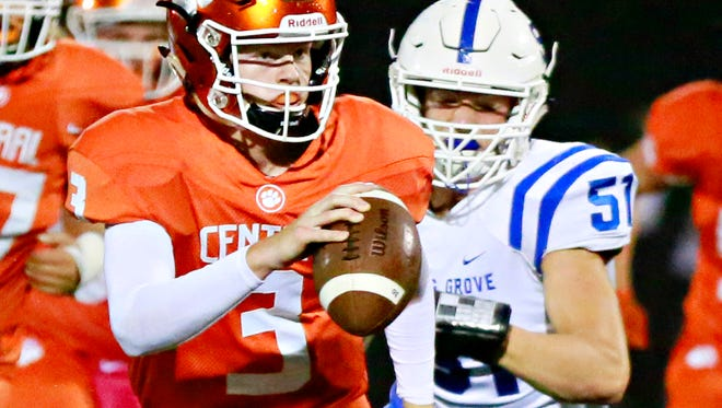 Cade Pribula and Central York will travel to Red Lion this Friday night in a battle of Division I unbeatens in a de facto Division I championship game. Both the Panthers and Lions are 4-0 in league play.
