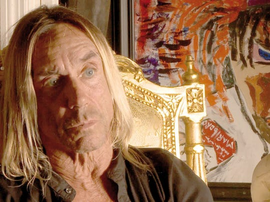 """Iggy Pop narrates the story of his band, the Stooges, in """"Gimme Danger."""""""