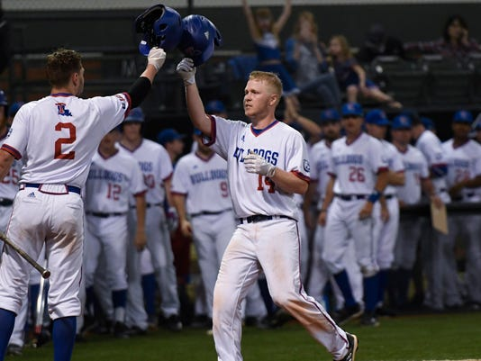 Bulldog Baseball vs McNeese
