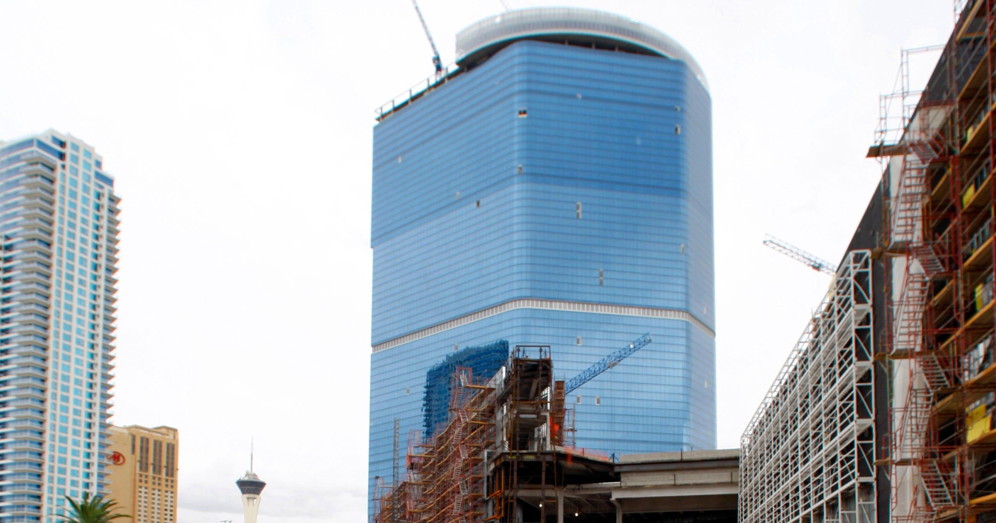 Las Vegas Strip to get 4,000-room Marriott resort