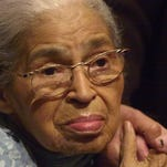 Civil rights pioneer Rosa Parks' archive of letters, writings, personal notes and photographs has been fully digitized by the Library of Congress and is now available to the public online. The collection includes about 10,000 items belonging to Parks.