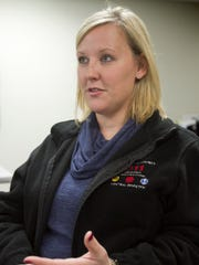 Livingston County 911 dispatch Deputy Director Joni