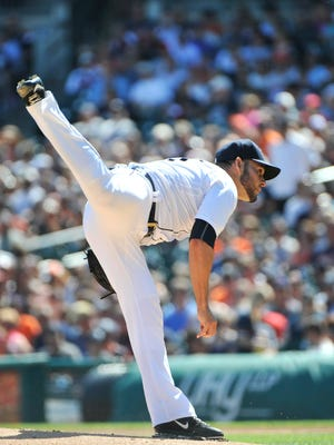 Tigers pitcher Anibal Sanchez will face the Twins at Comerica Park tonight. Sanchez is 5-10 with a 6.75 ERA.
