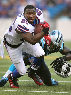 Buffalo Bills running back LeSean McCoy says he'll be ready to go for Sunday's game against the Indianapolis Colts.