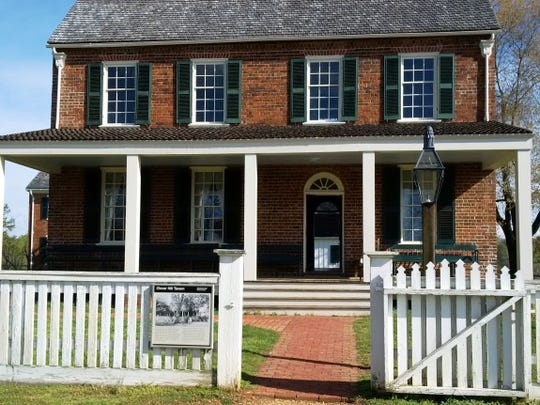Clover Hill Tavern at Appomattox (Scott Mingus photo)