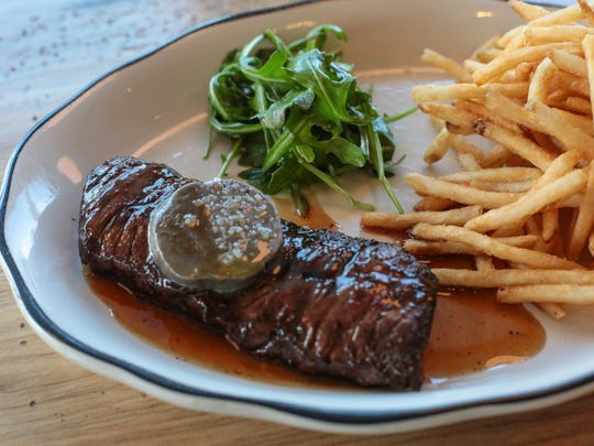 King's Highway's Steak Frites Mexicaine Tuesday, January 24, 2017 in Palm Springs.