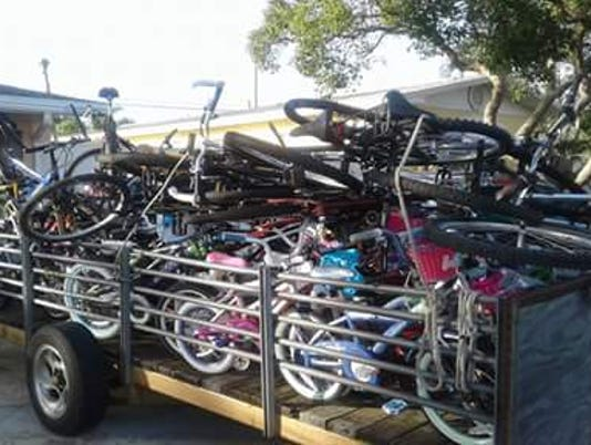 Bicycles for Christmas