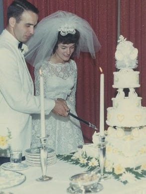 50th Anniversary - Thomas and Diann Reed