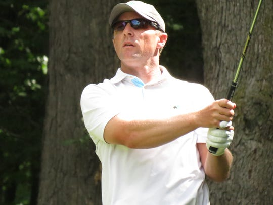 Brett Jones of Due Process is among more than a dozen New Jersey club pros vying for a bid to the PGA Championship.