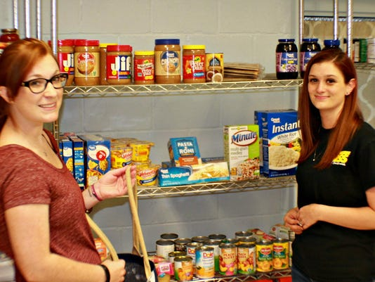 USM food pantry