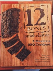 12 Bones cookbook