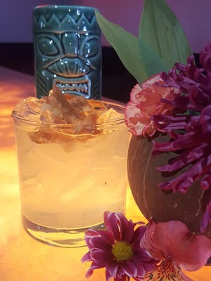 A bulldog cocktail made with two Don Q rums is one of the featured pours at the Nevada Discovery Museum's Chemistry of the Cocktail fundraiser on Nov. 4.