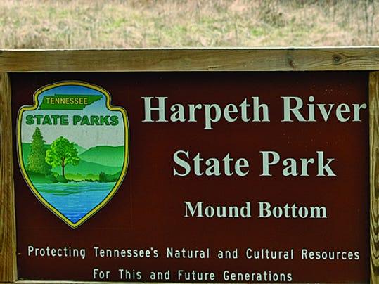 Harpeth River in Kingston Springs