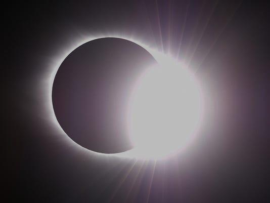 Clemson eclipse
