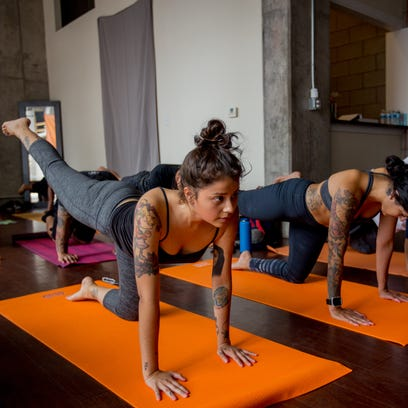 Phoenix 'Hood Yoga' studio created for people looking for different beat