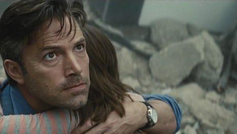 """Ben Affleck stars as Batman in """"Batman v Superman: Dawn of Justice."""""""