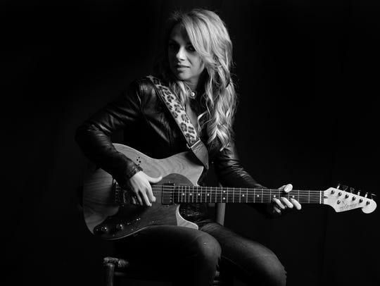 Samantha Fish performs at Shank Hall Sunday.