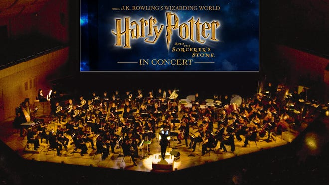 """""""Harry Potter and the Sorcerer's Stone"""" will be played in concert in Des Moines next year."""