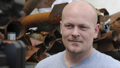 Samuel Wurzelbacher, known as Joe the Plumber, became famous after campaigning for US republican presidential candidate John McCain during the US Presidential elections in 2008.