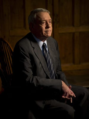 Veteran newsman Dan Rather will be at Manhattanville College on Wednesday, part of the college's Castle Conversation series.