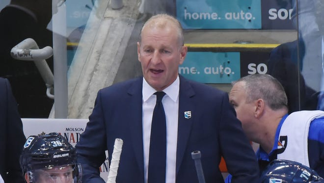 Ralph Krueger coached in the NHL for just one season with the Edmonton Oilers in 2012-13.