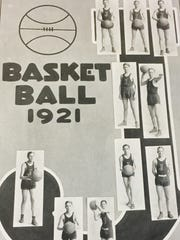 """The 1921-22 Lafayette Jeff team was expected to contend for a state title until four starters were ruled ineligible for playing in a pickup game before the season started. When backups went on to win the district title, Jeff's coach Fred """"Fritz"""" Grosshans called them a """"bunch of little, fighting Bronchos."""" The name stuck as the school's nickname and mascot."""