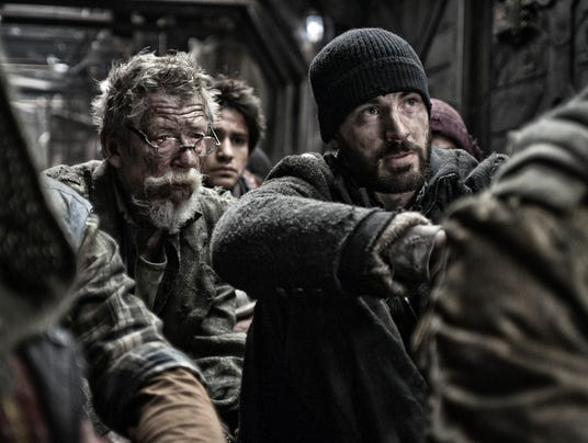 Review: 'Snowpiercer'