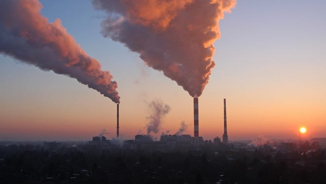 The burning of fossil fuels such as oil, gas and coal releases carbon dioxide and other gases into the atmosphere, causing the planet to warm to levels that cannot be explained by natural variability.