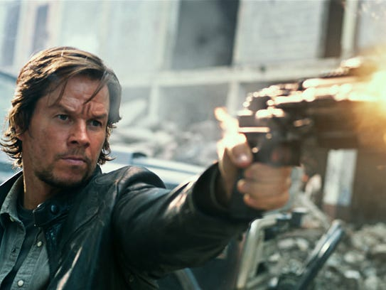 "Mark Wahlberg plays Cade Yeager in ""Transformers: The"