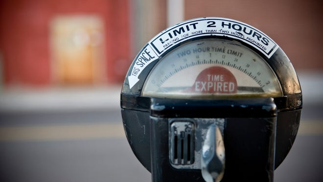 Wausau may move away from coin-operated parking meters, instead opting for a smartphone app.