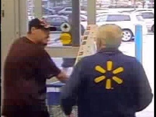 Wal-Mart suspect 2