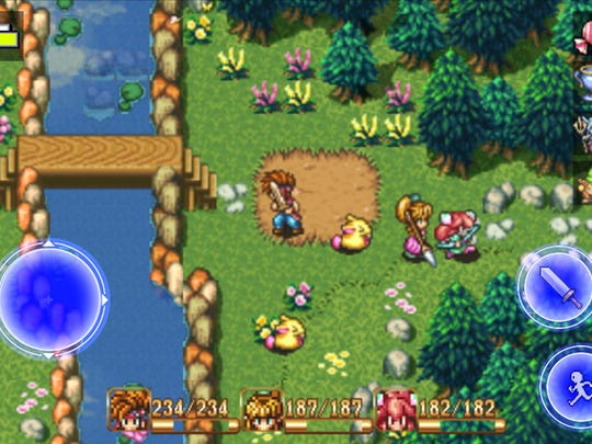 """""""Secret of Mana"""" was originally released in 1993 in Japan. It has since been ported to iOS devices and will be brought to Android."""