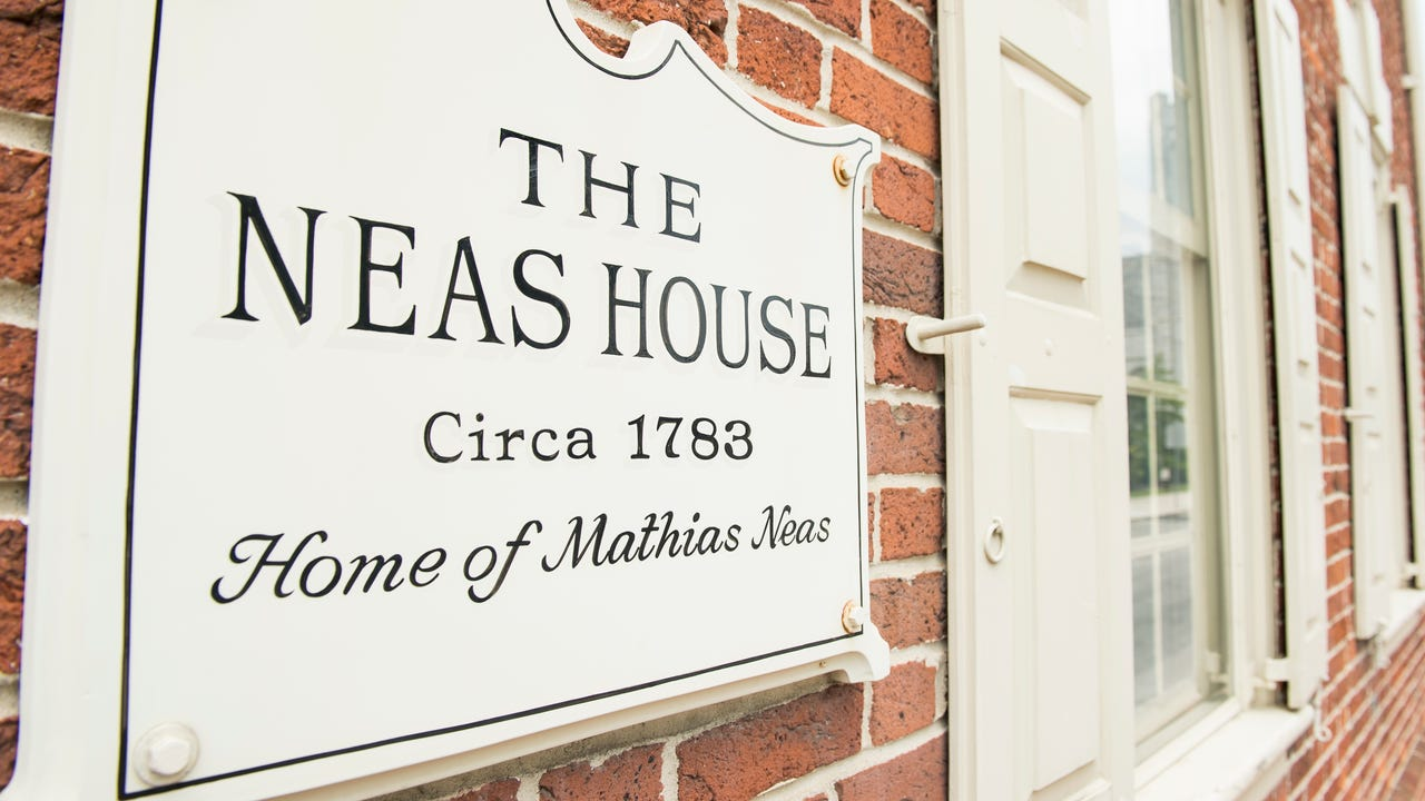 Take a quick look into one of Hanover's oldest houses! The Neas House, located at the intersection of West Chestnut and High, was built around 1783 and is preserved by the Hanover Area Historical Society. Find more information at hahs.us/neas-house