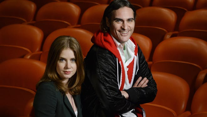 Amy Adams and Joaquin Phoenix star in 'Her.'